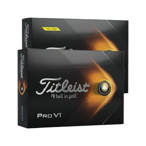 Titleist New Pro V1 Golf Balls